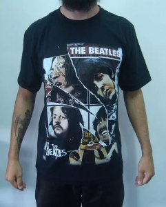 Camiseta The Beatles - Help