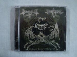 CD Goatpenis / Kurgaall - Satanic Terror Weapons