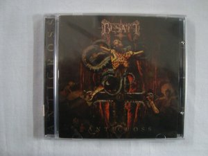 CD Besatt - Anticross