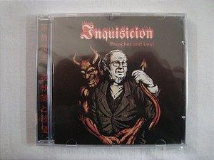 CD Inquisicion - Preacher and Lust
