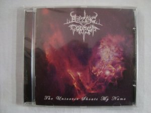 CD Blazing Corpse - The Universe shouts my name