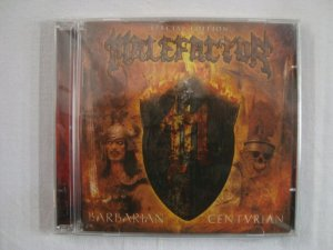 CD Malefactor - Barbarian / Centurian - Special Edition