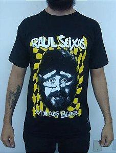 Camiseta Raul Seixas - Maluco Beleza