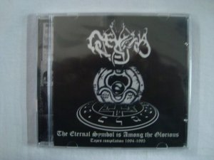 CD Gehena - The Eternal Symbol is Among the Glorious - Tapes Compilation 1994-1995