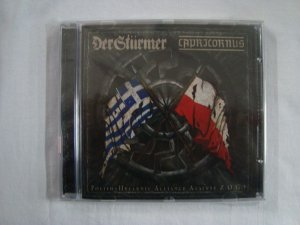 CD Der Sturmer + Capricornus - Polish - Hellenic Alliance Against ZOG !