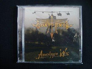 CD Goatpenis - Apocalypse War
