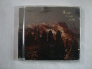 CD The Cross - Flames through Priests