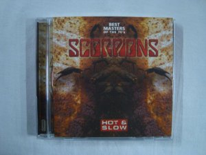 CD Scorpions - Best Masters of the 70's