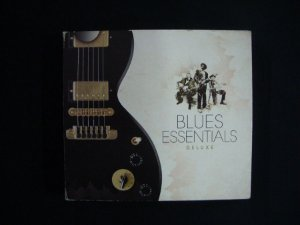 CD Blues Essentials - Deluxe - Triplo
