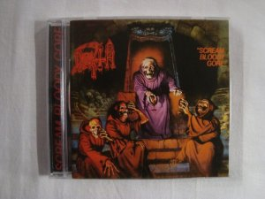 CD Death - Screm Bloody Gore
