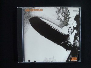CD Led Zeppelin - Led Zeppelin