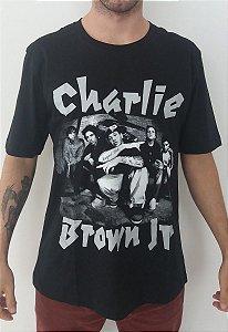 Camiseta Charlie Brown Junior