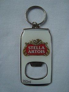 Chaveiro Abridor de Garrafa - Stella Artois