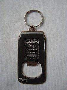 Chaveiro Abridor de Garrafa Jack Daniel's