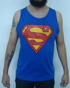Camiseta Regata - Superman - Super Homem