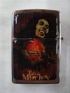 Isqueiro - Bob Marley - no Woman no Cry