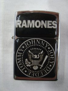Isqueiro - Ramones