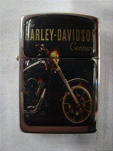 Isqueiro - Harley Davidson Century