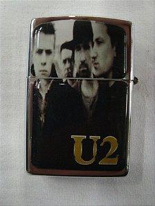 Isqueiro - U2 - The Joshua Tree