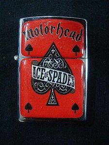 Isqueiro - Motorhead - Ace of Spades