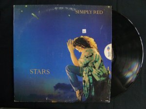 Disco de vinil - Simply Red - Stars