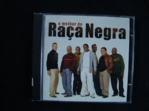CD - O melhor de Raça Negra