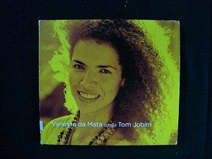 CD Vanessa da Mata canta Tom Jobim