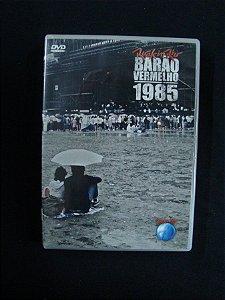 DVD Barão Vermelho - Rock in Rio  1985