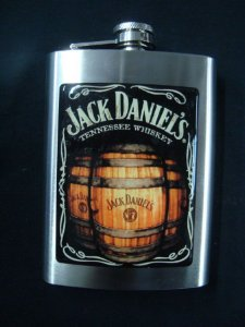 Cantil - Jack Daniel's - Barril