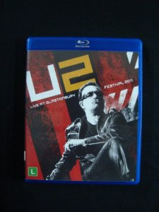 Blu-ray U2 - Live at Glastonbury Festival 2011