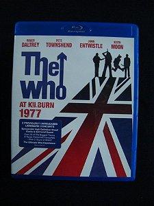 Blu-ray The Who - At Kilburn 1977 - Importado