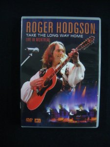 DVD Roger Hodgson - Take the long way home - live in Montreal