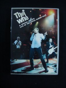 DVD The Who & Special Guests - Live at the Royal Albert Hall - Importado