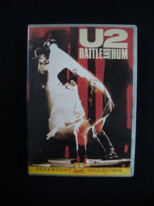 DVD U2 - Rattle And hum