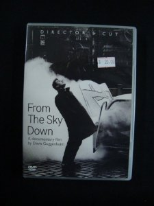 DVD U2 - From the Sky Down - A documentary film by Davis Guggenheim