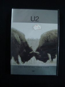DVD U2 - The Best of 1990 - 2000
