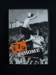 DVD - U2 - Go Home - Live from Slane Castle Ireland
