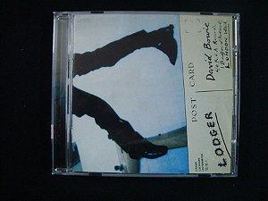 CD David Bowie - Lodger - Importado