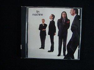CD Tin Machine - Tin Machine - Importado
