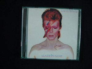CD David Bowie - Aladdin Sane - Importado