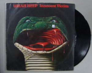 Disco de Vinil - Uriah Heep - Innocent Victim