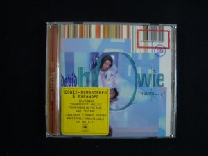 CD David Bowie - Hours ... - Importado