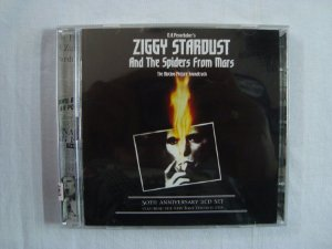 CD David Bowie - Ziggy Stardust - 30 anniversary - Importado - duplo
