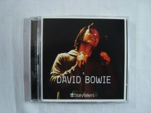 CD David Bowie - VH 1  Storytellers  - Duplo Importado