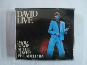 CD David Bowie - At the Tower Philadephia - Duplo Importado