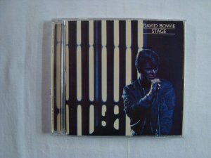 CD David Bowie - Stage - Duplo Importado