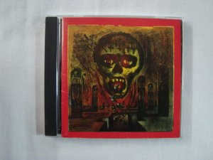 CD Slayer - Seasons in the Abyss