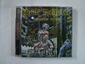 CD Iron Maiden - Somewhere in time