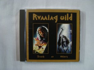 CD Running Wild - Death or Glory