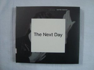 CD David Bowie - The Next Day